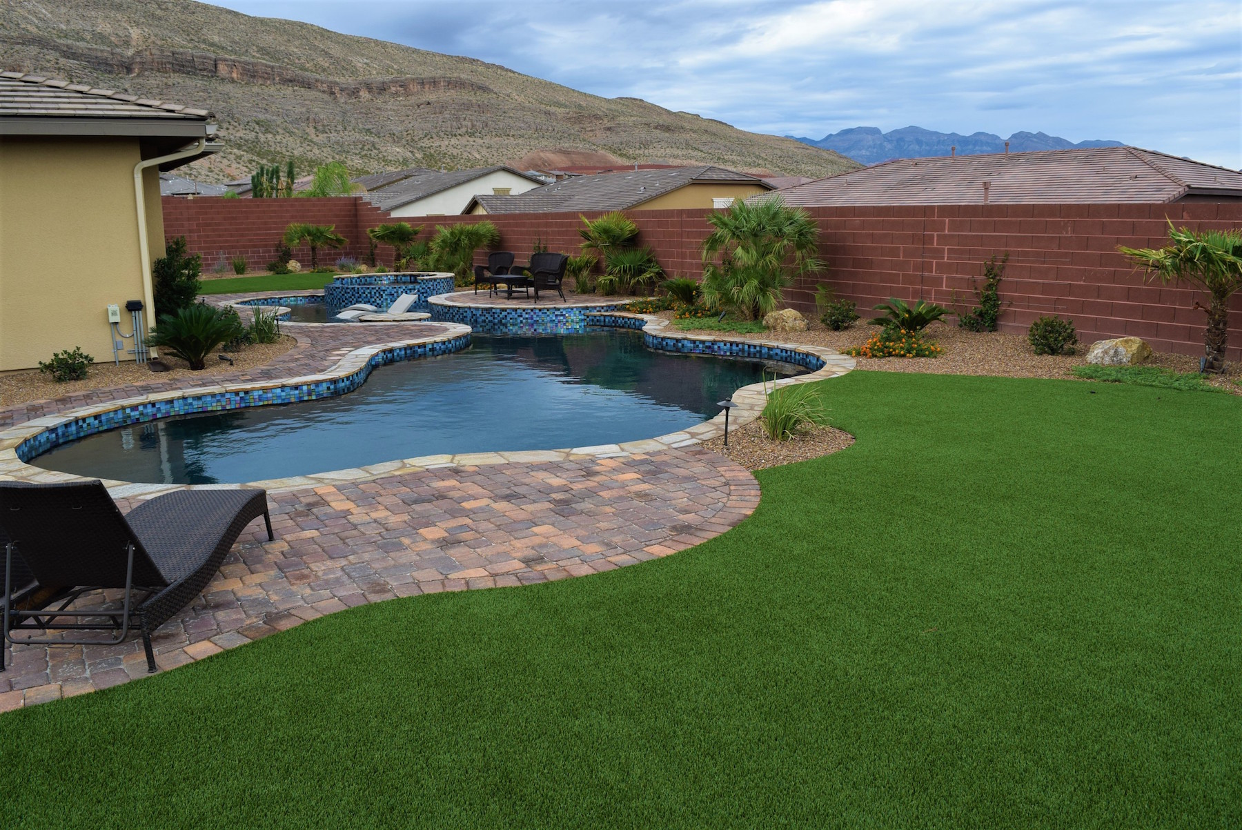 Mac Landscaping Luxury Landscape Design Amp Putting Greens